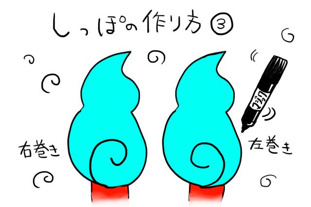ジバニャン仮装グッツ作り方10