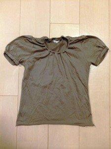 型紙いらずで超簡単!大人服から子供服へのリメイク法5選