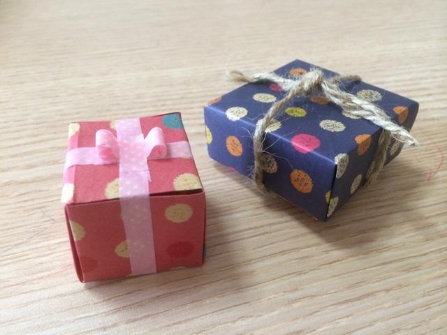 クリスマス 折り紙 折り紙 箱 簡単 : ikujira.com