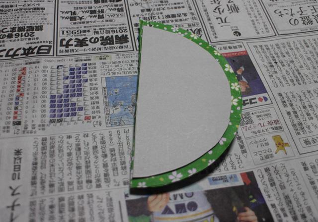ハニカムボール作り方6