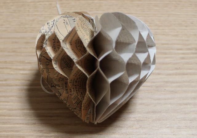 ハニカムボール作り方9