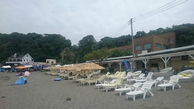 荒井浜海の家