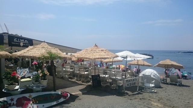 三浦半島荒井浜