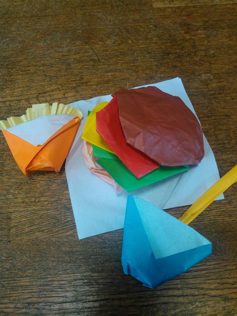 折り紙お店