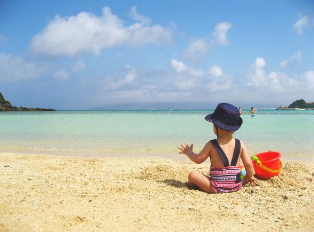 子連れ沖縄旅行で気をつけるべきこと