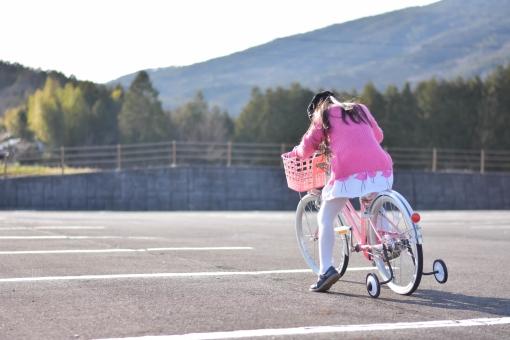 自転車やる気が無い