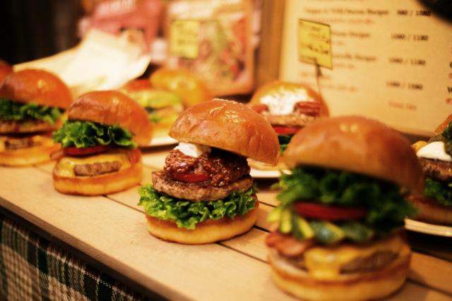 福島ハンバーガーサミット2018