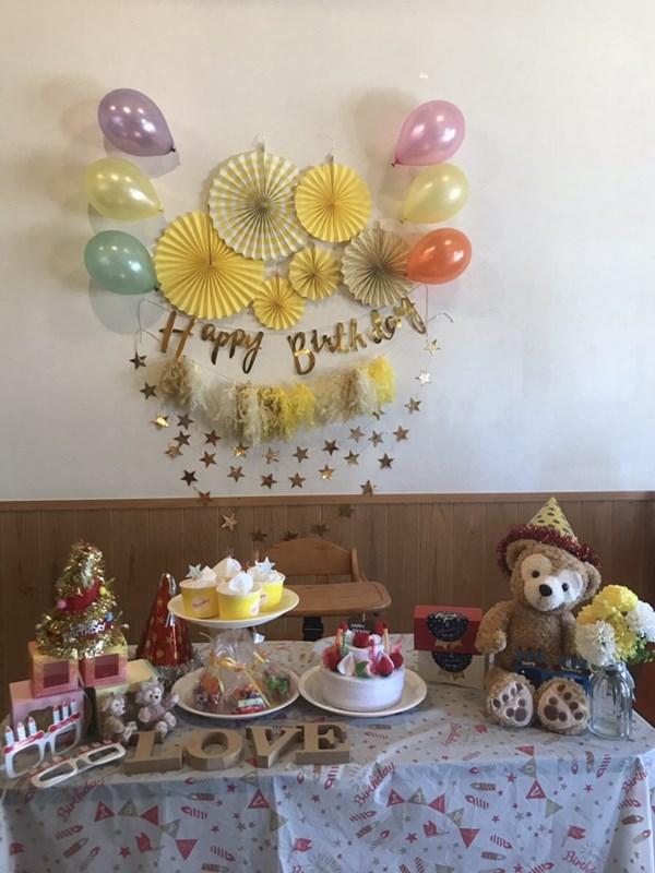 親子カフェangelica誕生日会の流れ