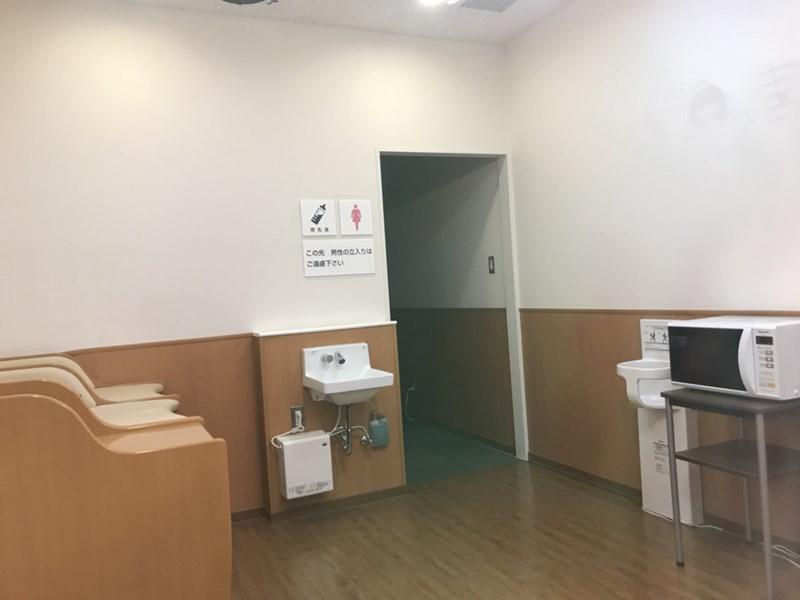 NEOPASA浜松SA授乳室