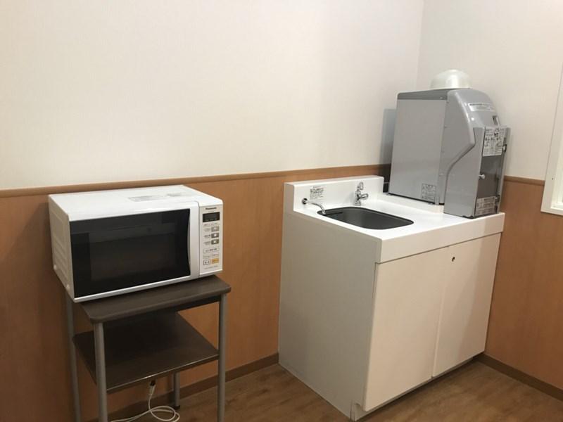 NEOPASA浜松SAベビールーム設備