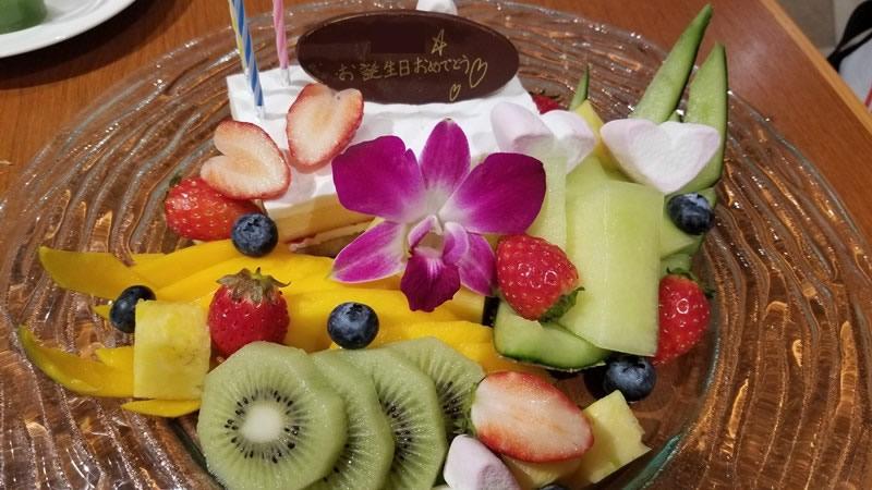 ハワイアンズ誕生日特典