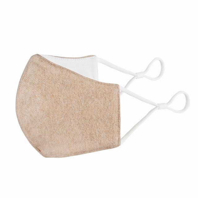カシミア素材マスク